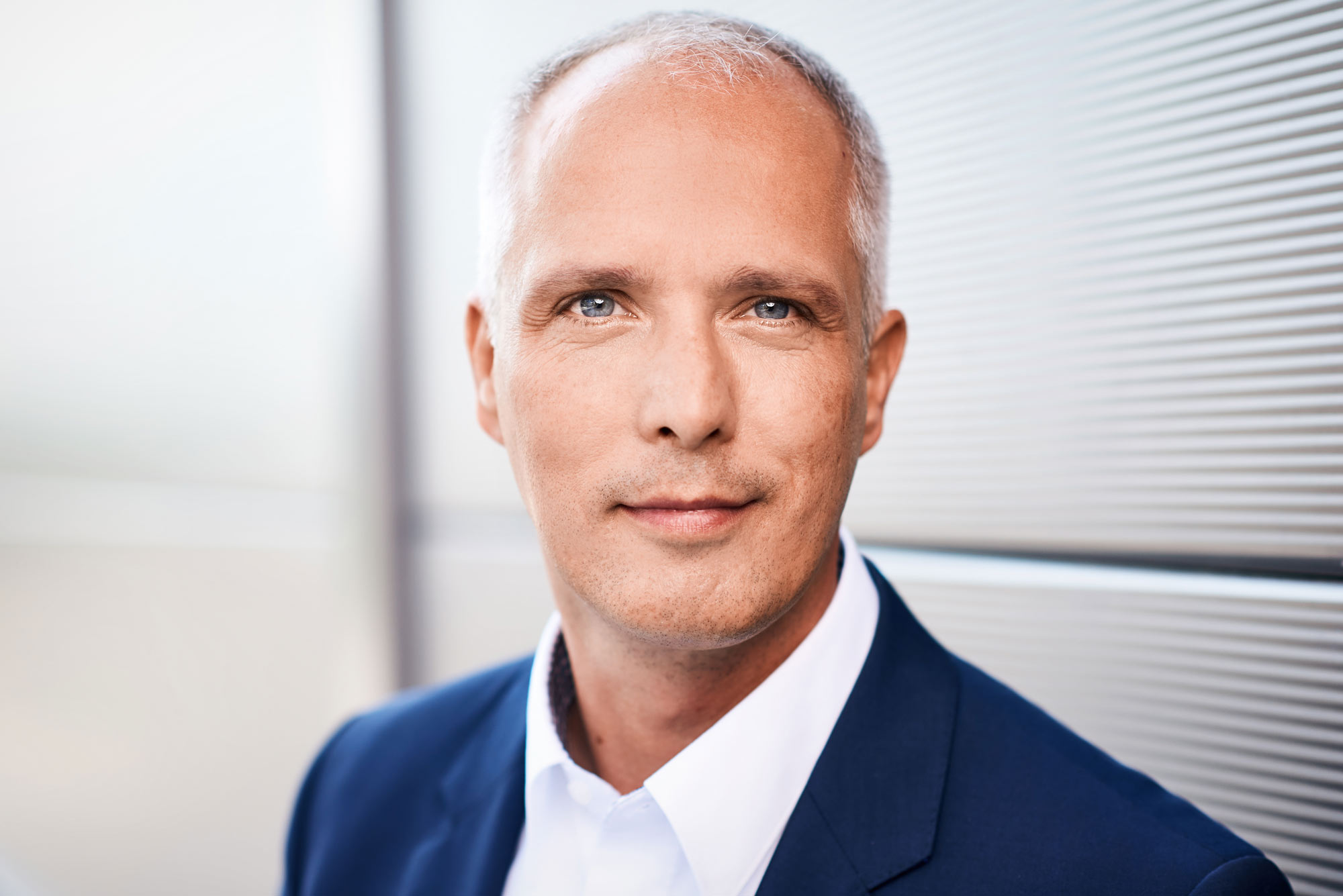 Sales Manager Rene Blanke
